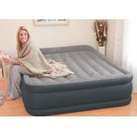 Cheap Household Elevated Inflatable Bed King / Queen Size 7 * 55 * 4 Inch wholesale