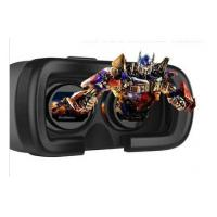 Cheap 2015 Newest Plastic virtual reality 3d glasses, 3d video glasses virtual reality with Blue wholesale