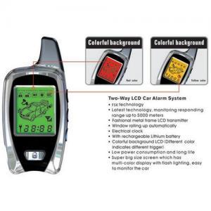 Cheap 2 way car alarm system wholesale