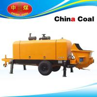 Cheap BS15 small stone concrete pump wholesale