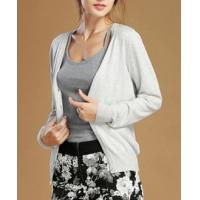 Knit female cardigan long sleeve in the spring and autumn v-neck