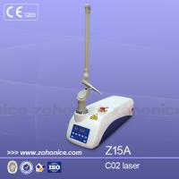 Cheap 15w  Surgical Co2 Laser Machine for Scar removal and Pigment Removal wholesale