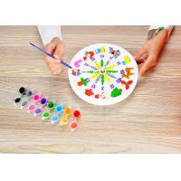 Cheap 9 Inch Plaster Clock Arts And Crafts Toys Real Function For Boys And Girls wholesale
