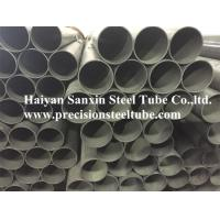 Cheap Carbon Cold Drawn Welded Precision Steel Pipe Round Shape Max 12m Length wholesale