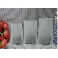 Buy cheap 70*90 mm food grade three side heat seal tea filter bag from wholesalers