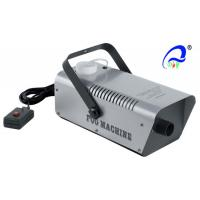 China Stage Effect Lighting 900 Watt Continuous Fog Machine / Smoke Machine For Party on sale
