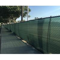 Heavy Duty Fabric Brass Grommets 6'x50' Privacy Screen Chain Link Fence