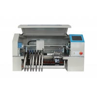 Cheap 4 Heads 30 Feeders CHMT530P4 Yamaha Pneumatic Feeder Tabletop Pick And Place Machine wholesale