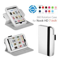 Cheap Nook 360 Degree Rotating Leather Case wholesale