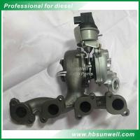 Cheap BV43B 53039700132 53039700152 Turbocharger 03L253016F For Audi Volkswagen Turbo with Engine CBAA CBAB wholesale