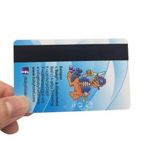 Cheap Hotel Department Door Locks Magnetic Key Card 125Khz T5577 Chip Rfid wholesale