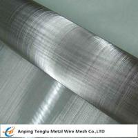 Cheap Stainless Steel Wire Cloth|By AISI201/304/316/430 from 1x1To 635X635mesh wholesale