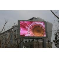Cheap Wall Mounted P10 Outdoor Full Color Led Display For Commercial Advertising wholesale