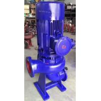 Buy cheap LW Vertical sewage effluent pump not clogging wastewater pump from wholesalers