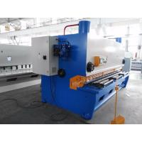 Buy cheap Hydraulic Guillotine Shear Metal Shearing Machine Cutting 16mm Stianle Steel from wholesalers