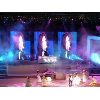 Cheap Full Color Iron 5000-9500 P10 5000 - 9500K 110V / 60Hz Led Stage Backdrop Screen wholesale
