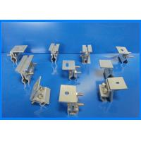 Cheap Top Quality China Supplier of 6063-T5 PV Solar Panel Frame Bracket Aluminium Profiles wholesale