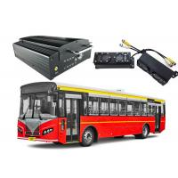 Cheap 3G Bus Passenger Counter , Vehicle DVR Camera System With RS232 / RS485 Protocol wholesale