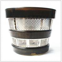 China AISI Wire Cloth Filter , Juicer Stainless Steel Mesh Filter Baskets304 Food Grade on sale