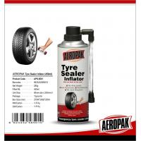 Cheap Puncture Preventative Emergency Tyre Repair , 500ml Tire Inflator Sealer  wholesale