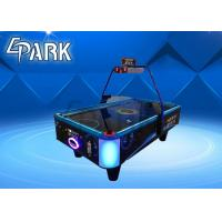 China High Gloss Painting Video Arcade Game Machines Large 2 Person coin operated Air Hockey Table on sale