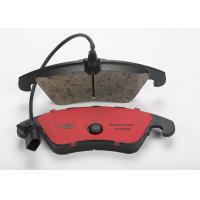 Buy cheap High End Passenger Car Disc Brake Pads With Carbon-based Ceramic Formula from wholesalers