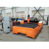Table Plasma Metal Cutting Machine , 1500mm Width Air Plasma Cutting Machine