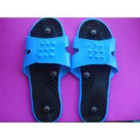 Cheap blue pin Massage shoes,silicone conductive massage shoes,Physical therapy massage shoes wholesale