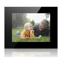 Cheap Black HD 12 Inch Acrylic POP LCD Display Lcd Photo Frame With Video Auto Play wholesale