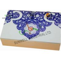 Cheap Both Sides Printing Cardboard Food Packaging Boxes , Mooncake Display Packaging Box wholesale