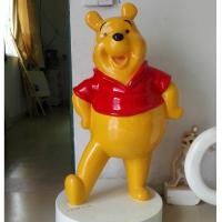 life size Vinnie Bear or other Disney character  fiberglass statue for exhibition display model