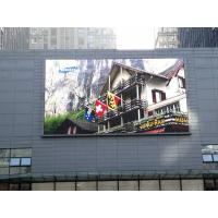 Cheap DIP P10/P16 Outdoor Advertising Led Screens RGB Full Color High Brightness wholesale