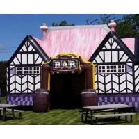 Cheap Outside Promotional Inflatable Pub Bar Advertising Blow Up Party Tent wholesale