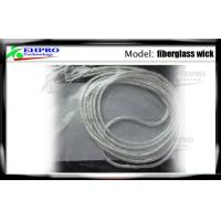 Cheap 3.0mm Fiber Rope E Cig Wick With 1.8 Ohm Resistance Low Fuzz For E - Cigs Atomizer wholesale