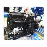 Buy cheap QSL8.9- C325 Cummins Stationary Diesel Engine Assy , 8.9L 4 cylinder diesel motor performance from wholesalers