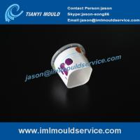 Cheap 250ml thin-wall injection plastic food packaging mould, IML dry fruits containers mould wholesale