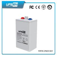 Cheap White Color OPzV Battery 2V 3000Ah more than 1500 Cycles at DOD 80% wholesale