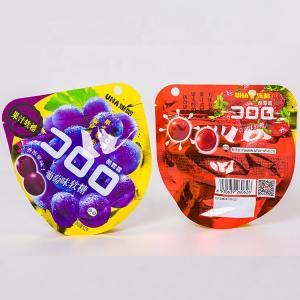 China Custom Printing PE Shaped Bags Plastic Pouch,Plastic Pouch Bag,Pouch Packaging Plastic on sale