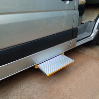 Buy cheap Mercedes Sprinter electric foot operated vehicle access steps,Renault Master from wholesalers