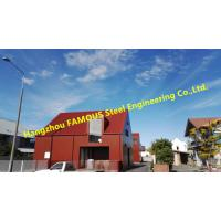 Cheap Modular Design Pre-Fabricated  Structural Steel Fabrication Quickly Assembled Construction wholesale