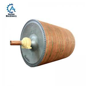 Cheap Paper Machine Parts Wheat Straw Pulp Dryer Cylinder Steam Single Dryer Cylinder wholesale