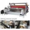 Buy cheap 1600mm roll diameter 600mm face mask machine rewinding diameter Meltblown cloth from wholesalers