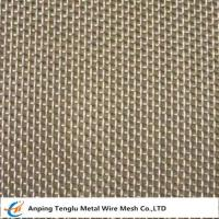 Cheap Stainless Steel Screen Mesh |by Stainless Steel Wire for Sieving Filter wholesale