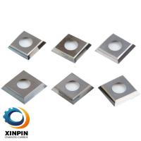 Cheap Cutting Square Tungsten Carbide Tool Inserts High Accuracy For Aluminum Cutting wholesale