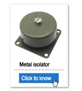 Metal-isolator