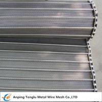 Cheap Flat Spiral Conveyor Belt/Spiral Wire Belting for Food Industry wholesale