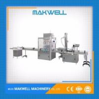 China FOOD GRADE AUTOMATIC PISTON FILLING MACHINE on sale