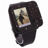 Cheap Refurbished New Unlocked Triband Windows Watch Camera Mobile Phone, Samsung Smart Watch Mobile Phone wholesale
