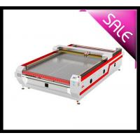 Cheap 100W CO2 Auto Feeding Laser Cutting Machine For Garment / Model Industry wholesale
