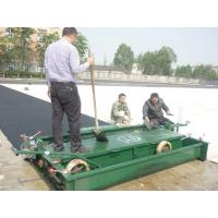 Cheap TPJ-2.5 type paver machine for rubber athletic track wholesale